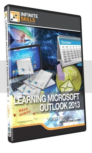 Infiniteskills – Learning Microsoft Outlook 2013