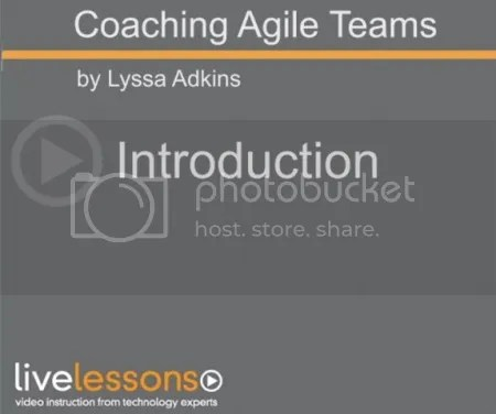 LiveLessons - Coaching Agile Teams