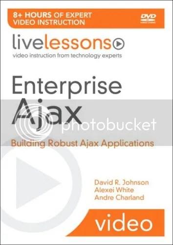 LiveLessons - Enterprise Ajax