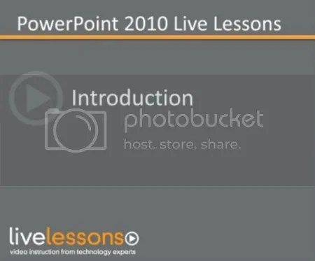 LiveLessons - Microsoft PowerPoint 2010