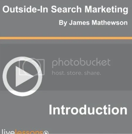 LiveLessons - Outside in Search Marketing