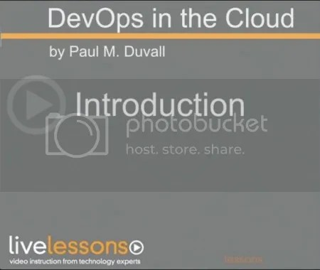 LiveLessons – DevOps in the Cloud