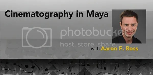 Lynda - Cinematography in Maya