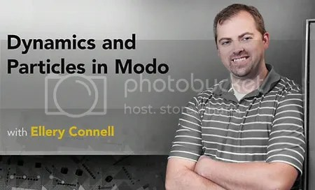 Lynda - Dynamics and Particles in Modo