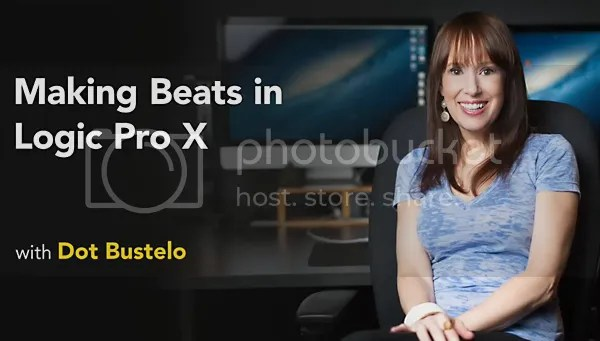 Lynda - Making Beats in Logic Pro X