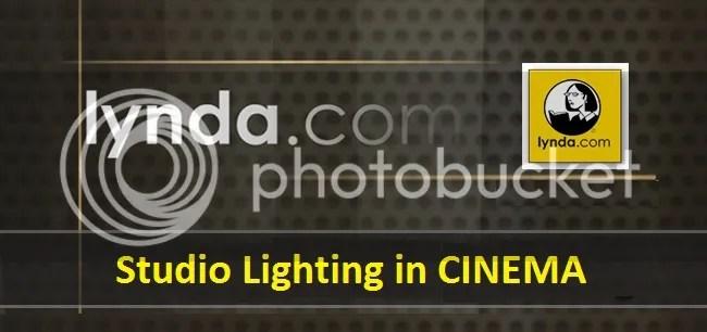 Lynda - Studio Lighting in CINEMA 4D with Donovan Keith