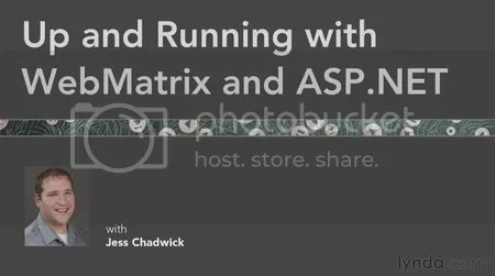 Lynda - Up and Running with WebMatrix and ASP.NET with Jess Chadwick