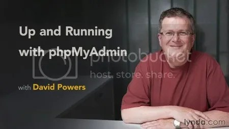 Lynda - Up and Running with phpMyAdmin