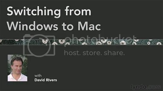 Lynda -  Switching from Windows to Mac (2012) with David Rivers