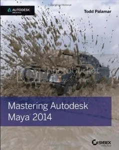 Mastering Autodesk Maya 2014: Autodesk Official Press eBook + DVD Training