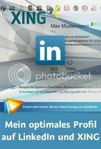 Mein optimales Profil auf LinkedIn und XING
