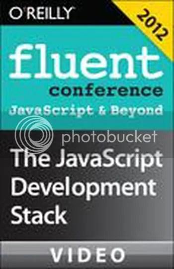Oreilly – The JavaScript Development Stack