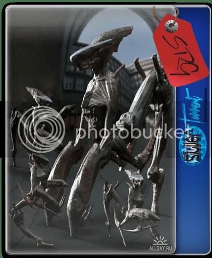 The Gnomon Workshop - 3D Creature Development Master Class - Disc 8 - HD Collection