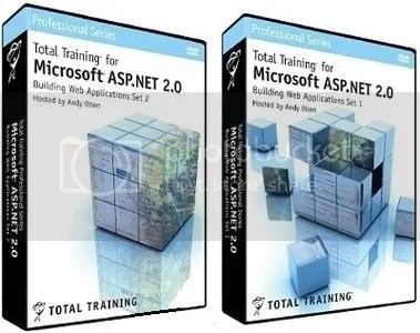 Total Training - Microsoft ASP.NET 2.0 Bundle: Building Web Applications