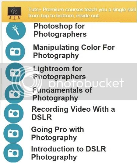 Tuts+ Premium - Photography Collection (7 Courses)