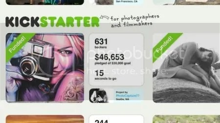 creativeLIVE - Kickstarter for Photographers and Filmmakers (2013)