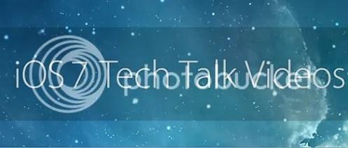 iOS 7 Tech Talks Videos - Apple Developer
