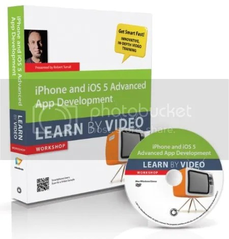 iPhone and iOS 5 Advanced App Development Learn By Video
