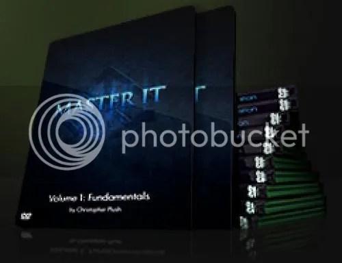 CGMasters - Master It Vol. 1 & 2 - Fundamentals