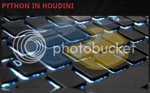 CGWorkshops - Python in Houdini