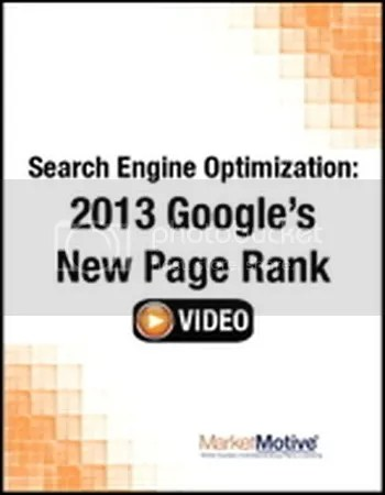 FT Press - Search Engine Optimization 2013 Google New Page Rank