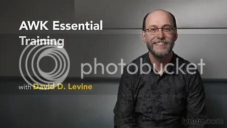 Lynda - AWK Essential Training