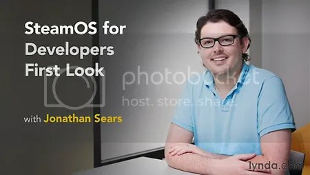 Lynda - SteamOS for Developers First Look
