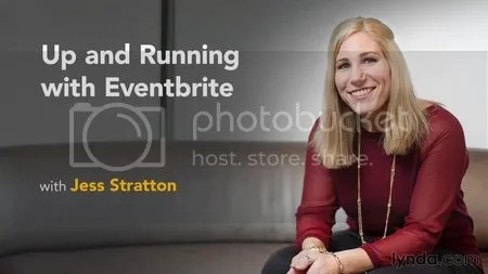 Lynda - Up and Running with Eventbrite