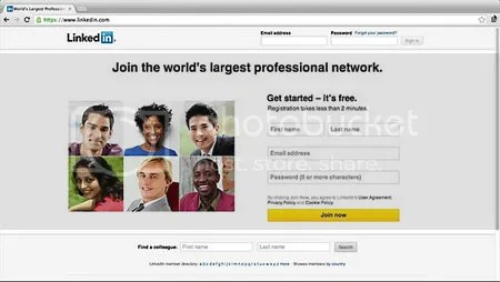 Lynda - Up and Running with LinkedIn