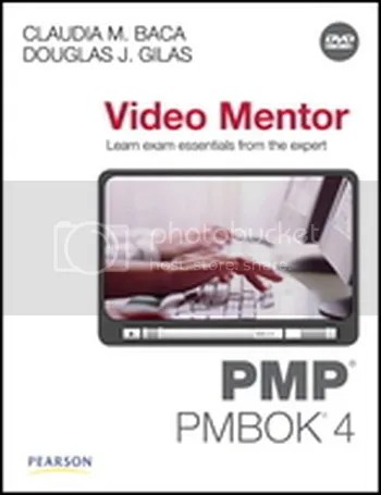 Pearson Certification - PMP (PMBOK4) Video Mentor