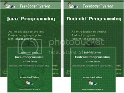 Teencoder - Java & Android Series Complete Programming Course