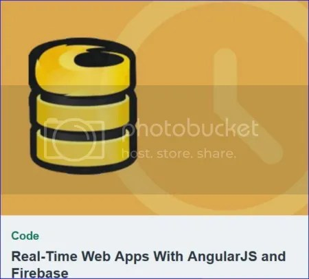 Tutsplus - Real-Time Web Apps With AngularJS and Firebase