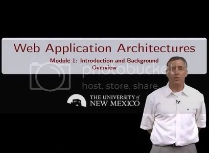 Web Application Architectures I