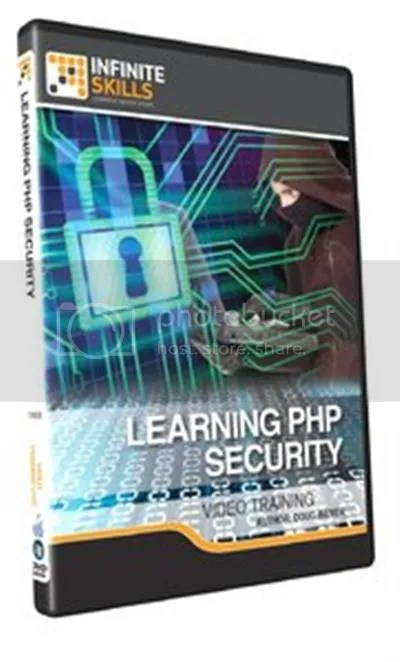Infiniteskills - Learning PHP Security + Working Files