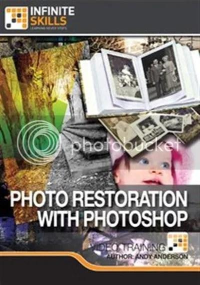 Infiniteskills - Photo Restoration With Photoshop + Working Files