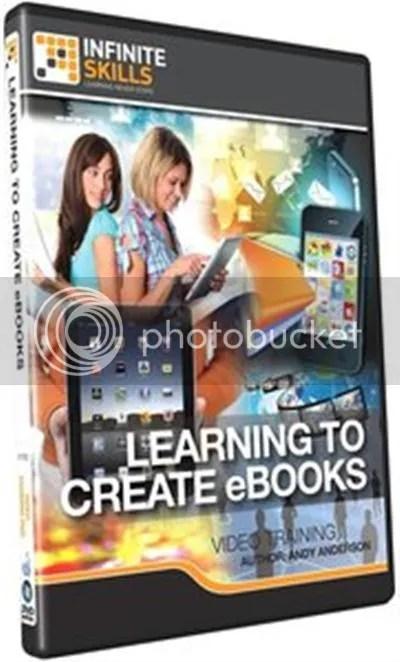 Infiniteskills - Learning To Create eBooks Training Video + Working Files