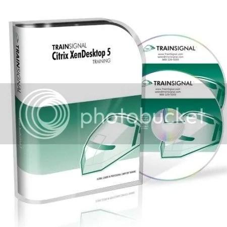 Trainsignal - Citrix XenDesktop 5 Training