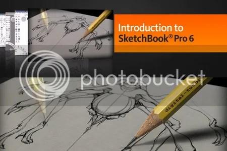 Digital Tutors – Introduction to SketchBook Pro 6