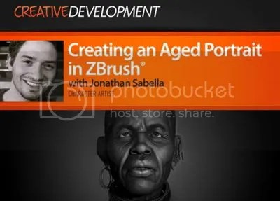 Digital Tutors – Creating an Aged Portrait in ZBrush