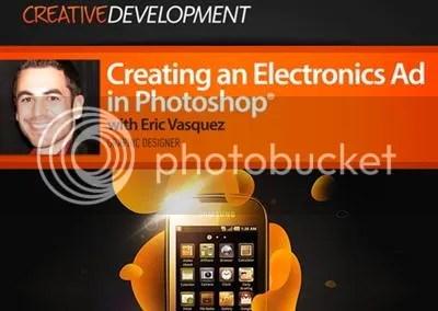 Digital Tutors – Creating an Electronics Ad in Photoshop