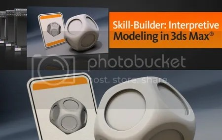 Digital Tutors – Skill-Builder: Interpretive Modeling in 3ds Max