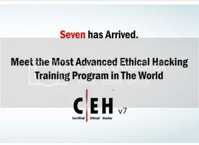 EC-Council – Ethical Hacking CEHv7: Videos, Tools and Tutorials