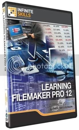 InfiniteSkills - Learning FileMaker Pro 12 Training