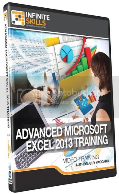 InfiniteSkills – Advanced Microsoft Excel 2013 Training