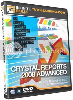 InfiniteSkills – Crystal Reports 2008 Advanced