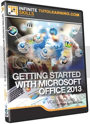 InfiniteSkills – Getting Started With Microsoft Office 2013