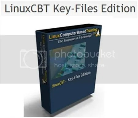 LinuxCBT - Key-Files Edition