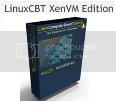 LinuxCBT - XenVM Edition