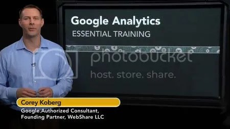 Lynda - Google Analytics Essential Training
