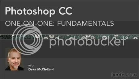 Lynda - Photoshop CC One-on-One: Fundamentals